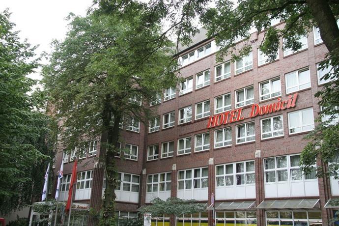 Hamburg Nordic Hotel Domicil