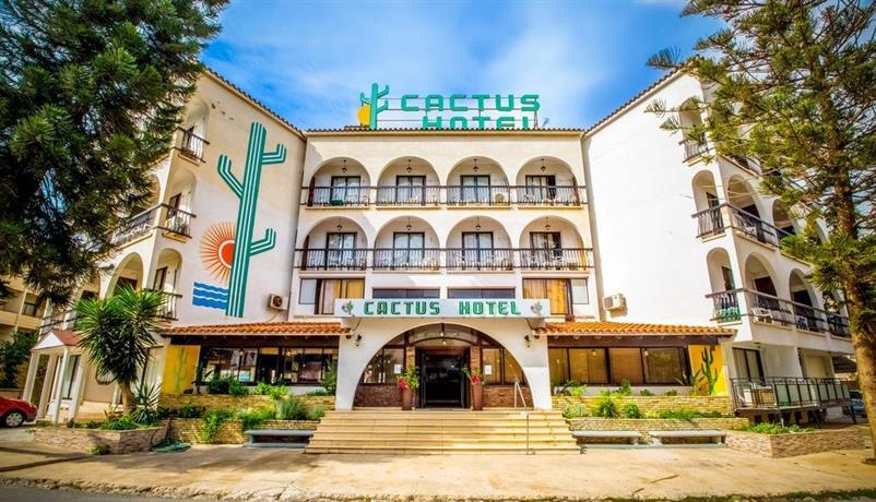Cactus Hotel in Larnaca   Cheap Hotel Deals & Rates ...