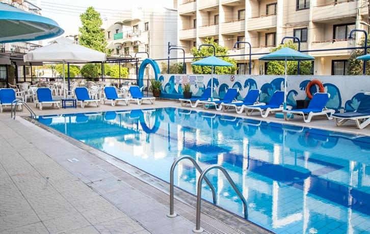Cactus Hotel in Larnaca, Cyprus - Book Budget Hotels with ...