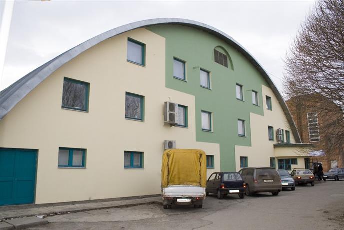 Гостиница Алтек