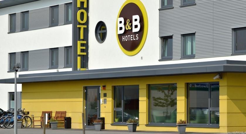 B Und B Hotel Frankfurt Kalbach