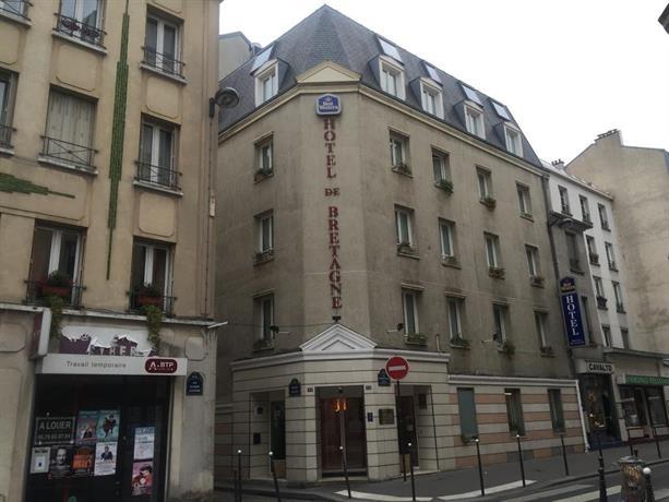 Best western bretagne montparnasse paris compare deals for Ideal hotel montparnasse