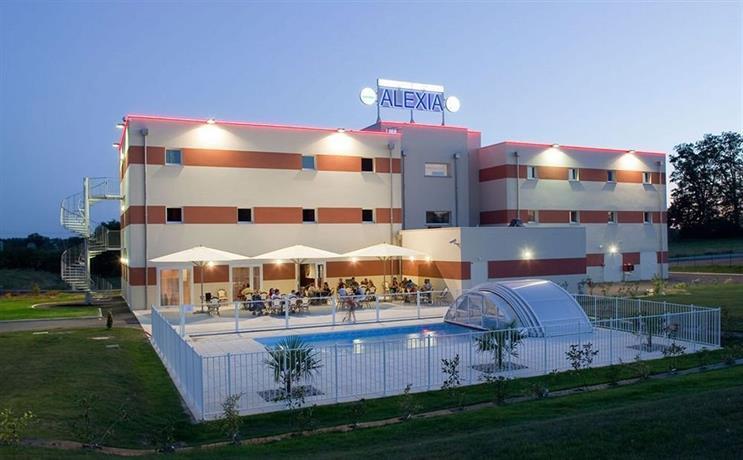 La Souterraine Hotel Alexia