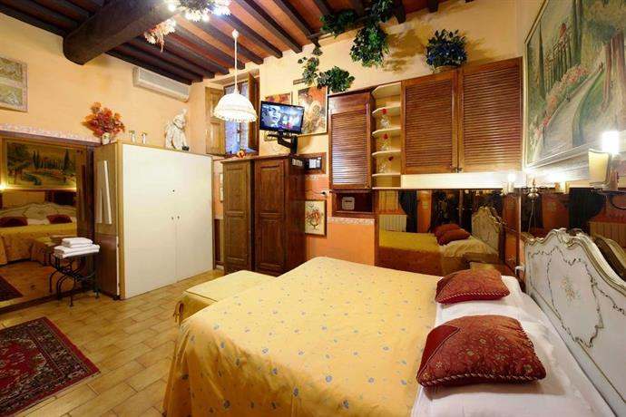 Soggiorno La Pergola Hotel Florence - Compare Deals