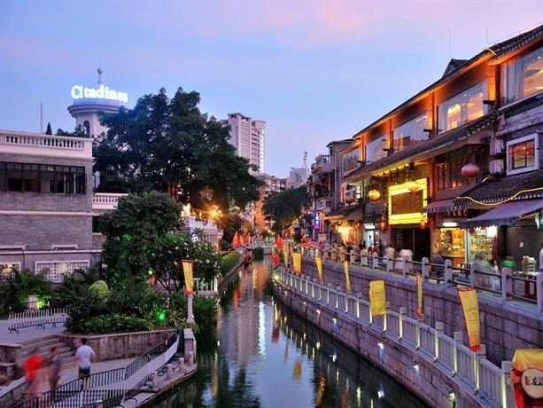 Citadines LiZhiWan Guangzhou