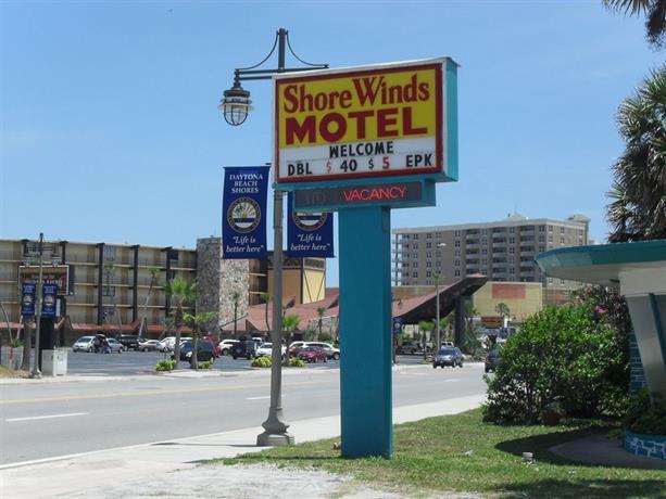 Shore winds motel daytona beach die g nstigsten angebote for Betten motel one
