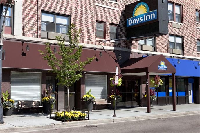 Hotel Versey Days Inn Chicago