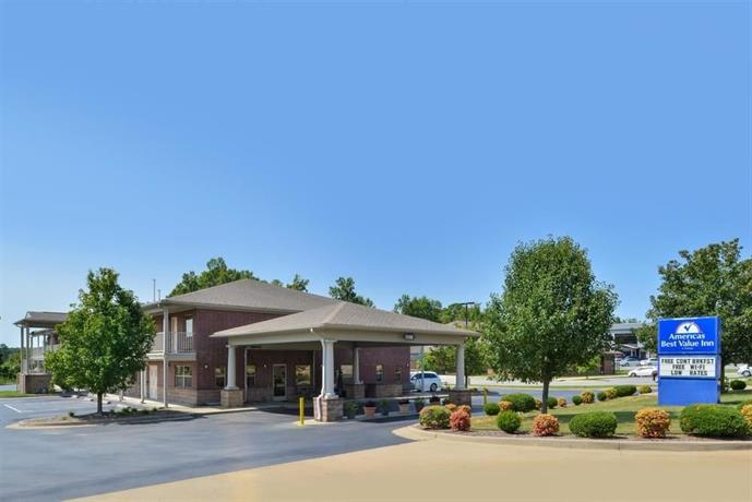 Americas Best Value Inn & Suites-Little Rock Bryant