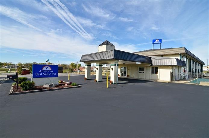 Americas Best Value Inn Warrenton