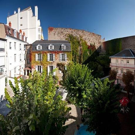 Hotel Du Rhone Vichy