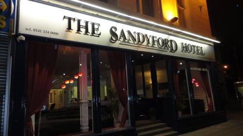 The Sandyford Hotel