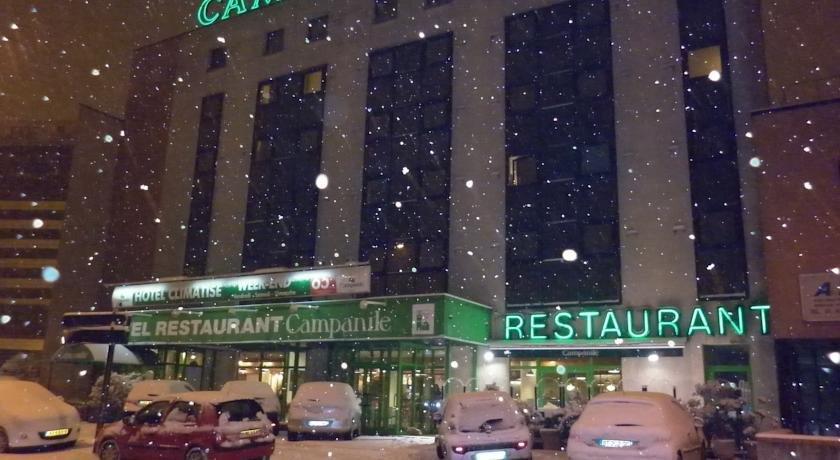 Campanile Paris - Saint-Denis Quai-De-St Ouen
