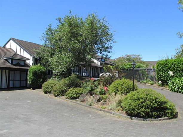 Oakwood Manor Auckland Airport Motor Lodge Compare Deals