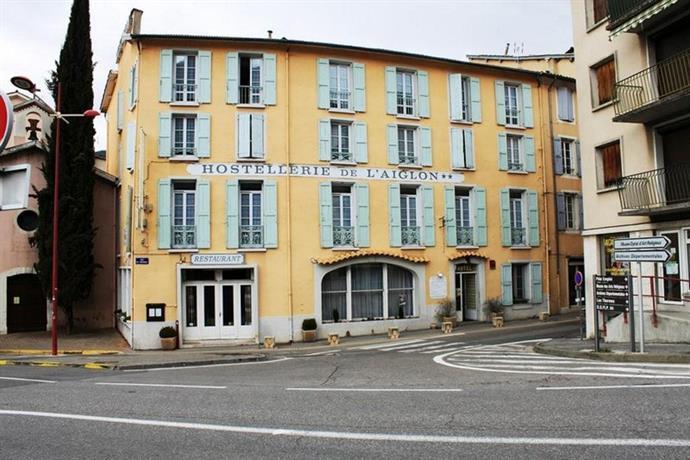 Hotel l'Aiglon Digne-les-Bains
