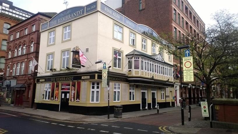 Rem Hotel Manchester