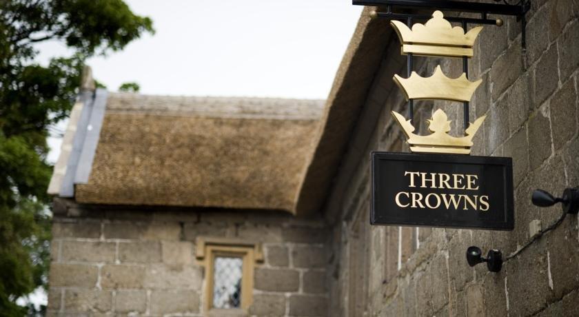 Three Crowns Chagford