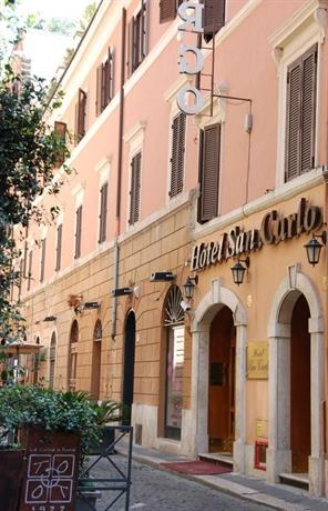 San Carlo Hotel Rome