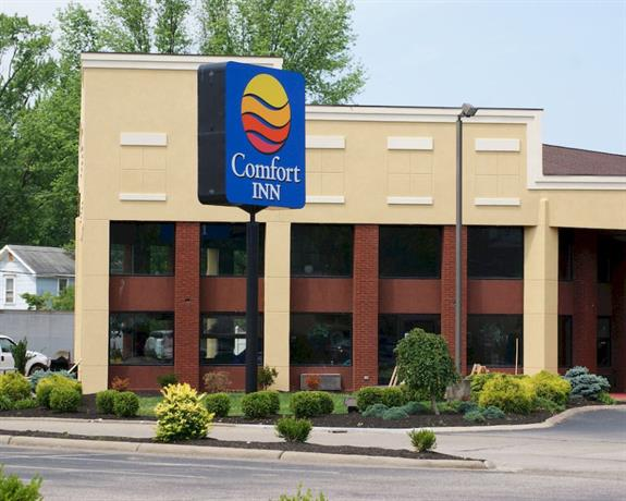 Comfort Inn Parkersburg