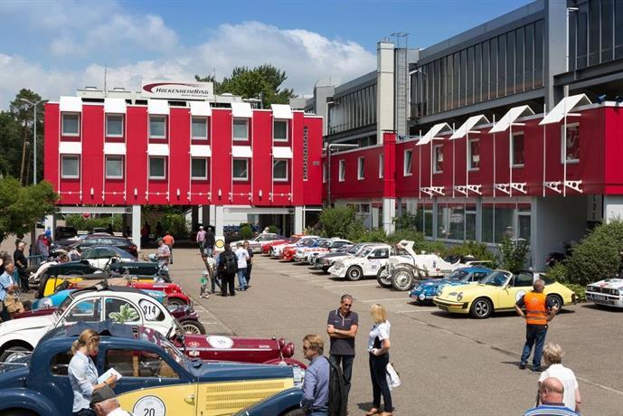 Hotel Motodrom Hockenheim