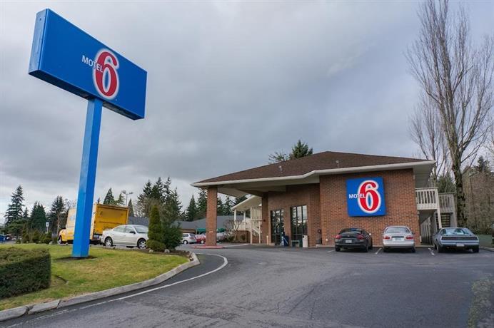 Motel 6 Vancouver Washington