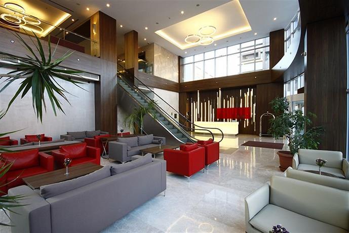 Ramada encore istanbul bayrampasa buscador de hoteles - Hoteles turquia estambul ...