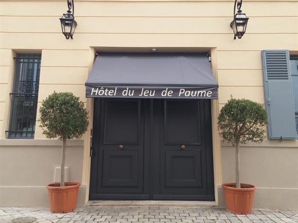 Hotel du Jeu de Paume Versailles