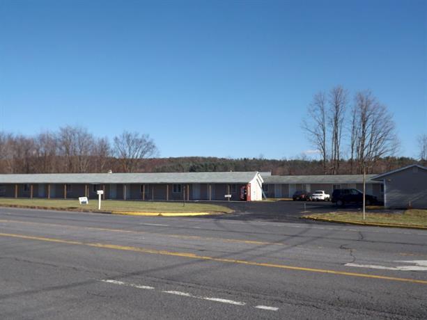 Bel Air Motel Kinderhook