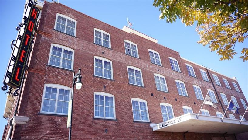 Hotel At Oldtown Wichita
