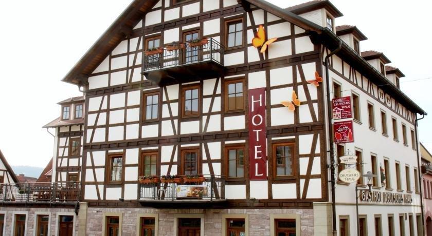 Hotel Deutsches Haus Hammelburg