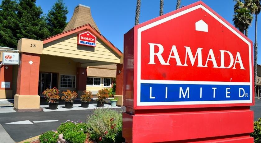 Ramada Limited Santa Cruz Water Street