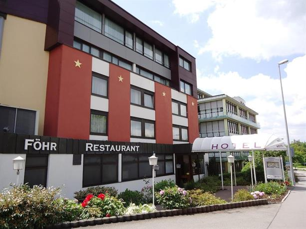 PLAZA Hotel Fohr am Bodensee