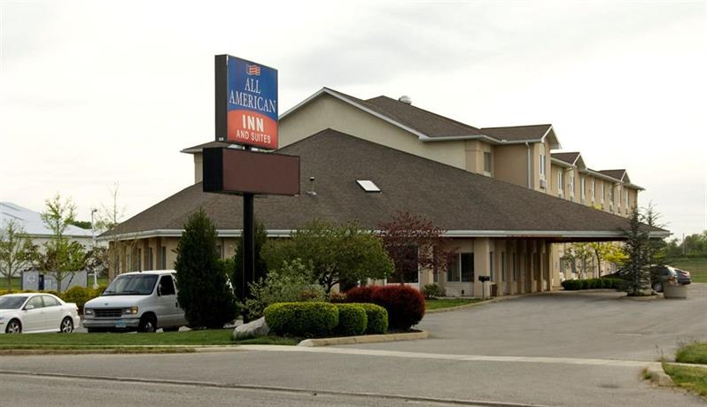 All American Inn & Suites Norwalk