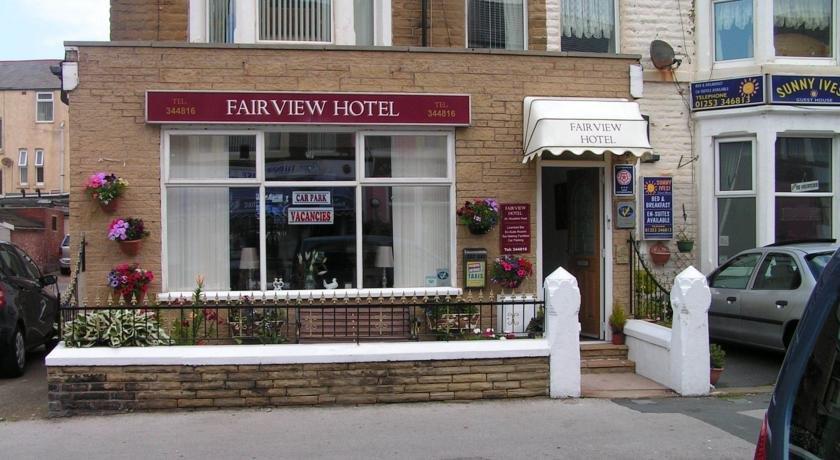 Fairview Hotel Woodfield Road Blackpool