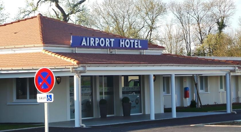 Airport Hotel Mauregard