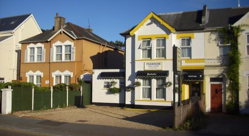 parkside guest house bournemouth compare deals