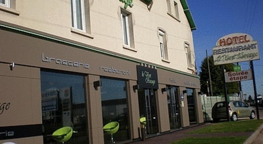 Hôtel Le Vert Bocage Franqueville-Saint-Pierre