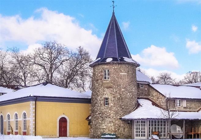 Chateau de Bossey