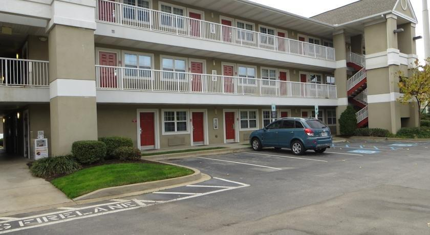Extended Stay Hotels Knoxville