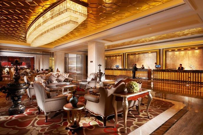 Dongwu New Century Grand Hotel Huzhou