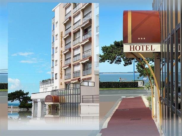 Inter-Hotel Royan Foncillon
