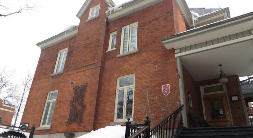 Hotel Manoir De La Tour Quebec City