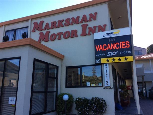 Marksman Motor Inn Wellington Compare Deals