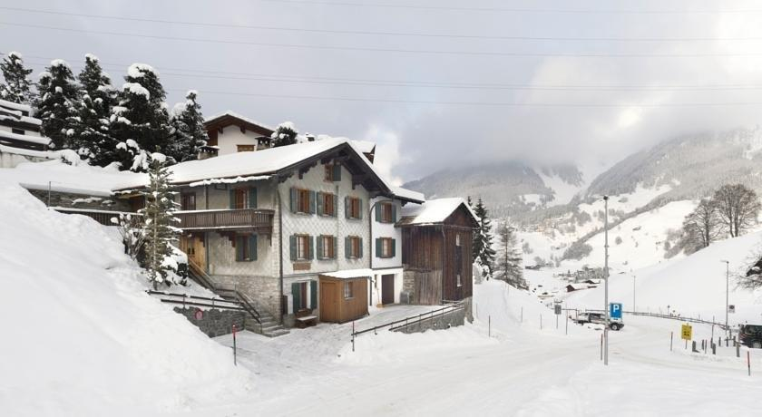 California House Klosters