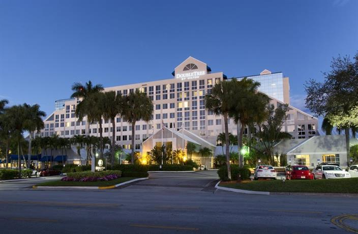 Doubletree Hotel Deerfield Beach Florida