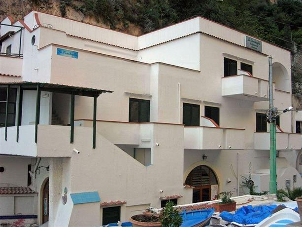 Hotel La Conchiglia Praiano