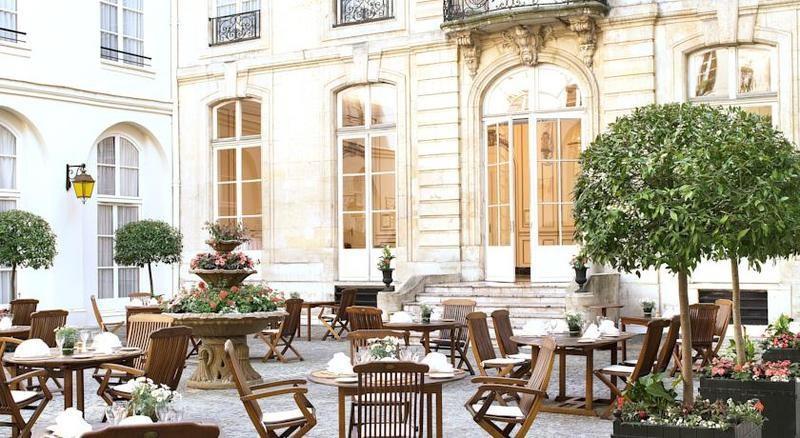 saint james albany hotel spa paris compare deals. Black Bedroom Furniture Sets. Home Design Ideas