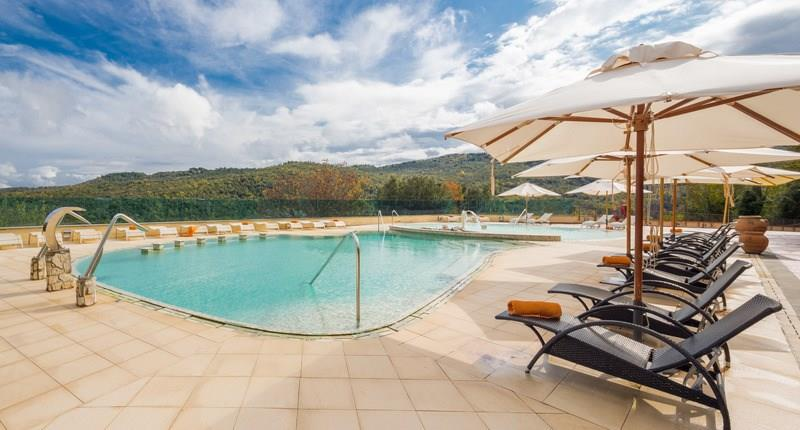 Petriolo Spa And Resort Grand Hotel Terme