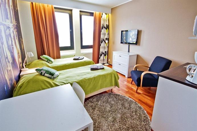 Forenom Aparthotel Lahti City