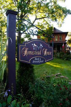 Homestead House B&B