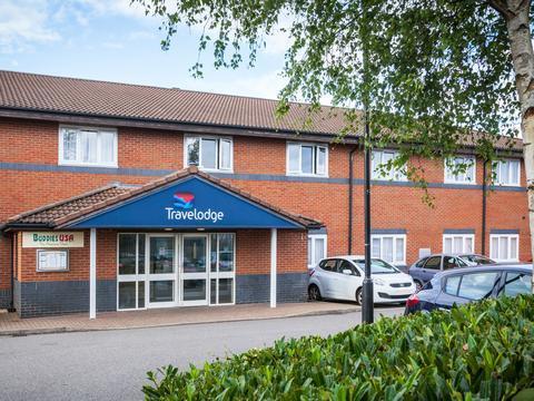 Travelodge Hotel Old Stratford Milton Keynes